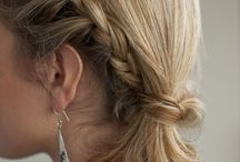 Hair | Makeup | Beauty / by Hannah Otterson