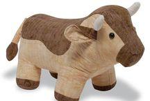 Softies and Plushies / Cute sewn plush toys & stuffed animals / by FreshStitches