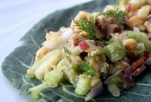 Healthy Salads, Wraps, Sandwiches / by Brittani Benton