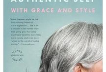 If only I could embrace going gray / by Sherry Heddinghaus