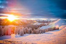 Sunrise to Sunset at the Wolf! / by Wolf Creek Ski Area