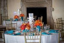 Table Ideas / by Stephanie Folckemer