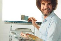 The World of Bob Ross / by Julie Ratcliff