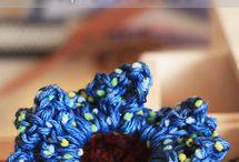 Crochet & knitting / by Juliet Thomatos