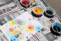 Activities for the kiddos!  / by Terri Cornett