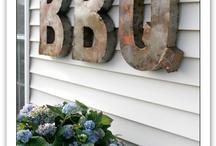 Backyard Inspiration / by Melissa Mondragon | no. 2 pencil