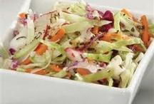 Salads / by Leslie Brinkley Lawson