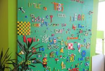 Project Wall / by Mary Chase Mize