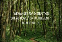 Travel Quotes / by The Riverhouse Hotel
