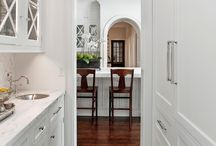 Project Hartford / re-design of kitchen-pantry-family-living areas / by Holly Gagne Interior Design