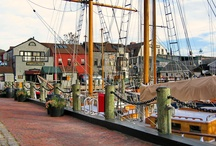 Newport RI / Our yearly Family Trip. I have Family here. / by Patti Thomlinson