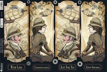 Steampunk / Steampunk Art and inspiration / by Gina Bartlett