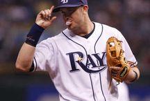 MLB Tampa Bay Rays / by Sharon Ness