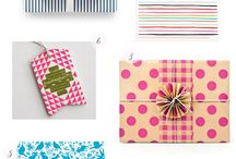 Gift Wrap / by Oh So Beautiful Paper