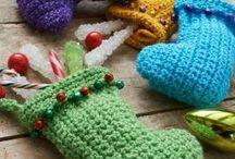 crochet christmas / by Debbie Slaven