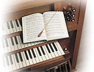Church Music / by Aubrey Garvin