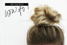 Hairspirations / Hair styles / by Elise Ellis
