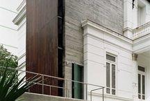 home exterior inspiration / by Nici Holt Cline