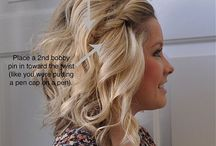 hair styles / by Stacy Gillman