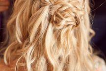 HAIR +  / by Sarah Robinson :-} X