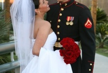 Love: Military wedding  / by USMC Life