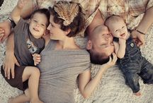 Family & Newborn Love / by Rachel Leos