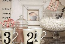 Christmas RW flourishes  / by Lindsey Davis Walker