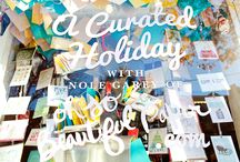 OSBP + Red Barn Mercantile: A Curated Holiday / by Oh So Beautiful Paper