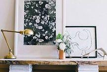 Displaying Art / by StyleCarrot • Marni Katz