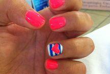 Nails / by Savannah Bolton