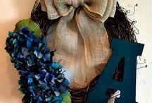 Wreath / by Pam Paul