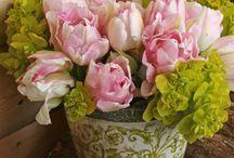 Flowery visions / by Kelly Sanders