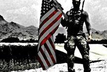 USA military / by Donna Blackburn