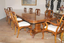 Antique Table and Chair Sets / by Canonbury Antiques