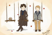 Sherlock Sir Boast-A-Lot / by Casey Marie