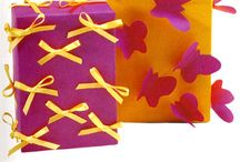 Gift Wrapping Ideas / by Lori Kendall