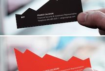 Cool Business Cards / by Tom Schultz