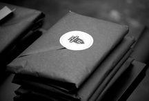 Packaging / by Bridgette Bee