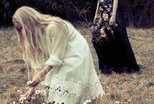 WITCH OF THE GARDEN / by Zanda atom