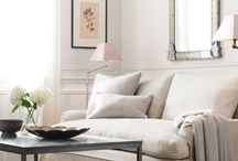 Living Rooms / by Mallory @ the House of Hydrangeas
