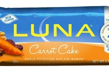 NEW FLAVOR: Carrot Cake / Finally...have your cake and eat it too! We're thrilled to introduce to you our newest LUNA flavor: Carrot Cake. This board pays homage to the infinite ways carrots can be celebrated! http://www.lunabar.com/products/luna-bar/carrot-cake / by LUNA Bar