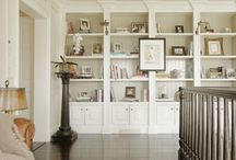 Built-ins / by GreyLaneHome