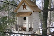 Birdhouses  / Great designs in small packages......... / by Antique Iron Beds by Cathouse Beds