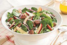 Salads / by Elaine Harbison