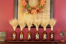Thanksgiving Crafts / by Melissa Scruggs