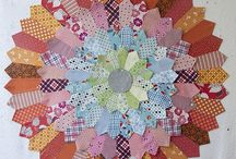 quilting / by Lorna Wickett