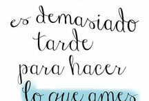 Quote - Citas / by Conchita Lopez Jurado
