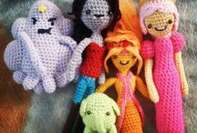Nalani's Adventure Time....crochet style  / by Kerry Grant