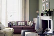 Living room / by Katie Davenport