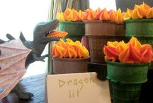 How to train your dragon party / by Paula Park